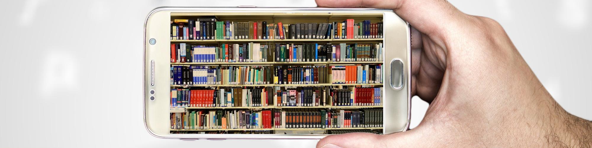 Sito web per libreria