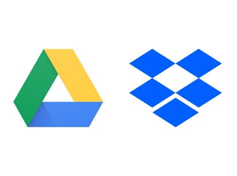 Dropbox Pro o Google Drive